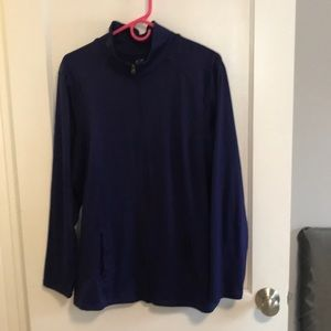 C9 by Champion activewear jacket in purple